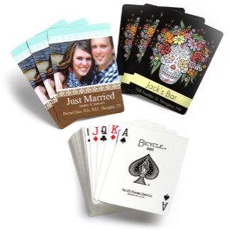 New Custom Art Playing Cards