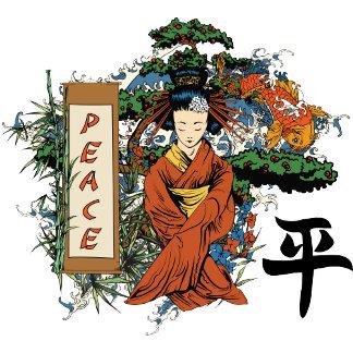 Japanese Peace ~ Geisha
