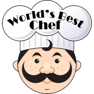 Personalized World's Best Chef