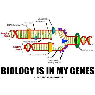 Biology Is In My Genes