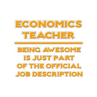 Economics Teacher .. Job Description
