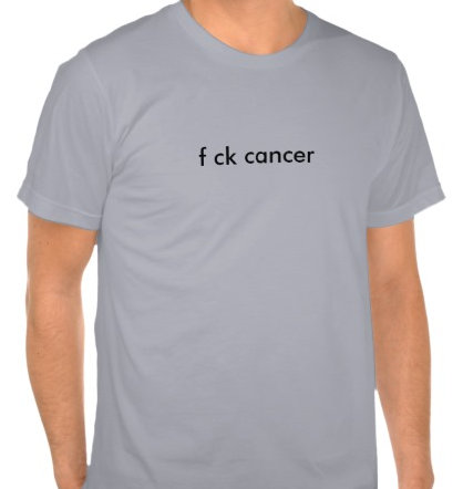 f ck cancer tees