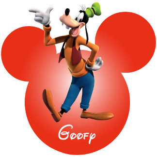 Goofy | Mickey Head Icon