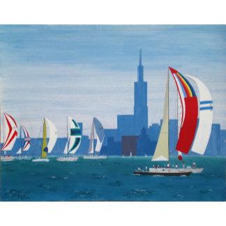 Lake Michigan - Chicago