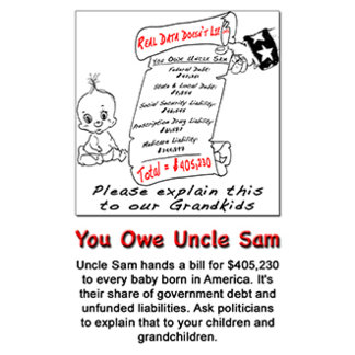 You Owe Uncle Sam