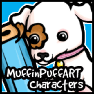 MuffinPuffART Characters!