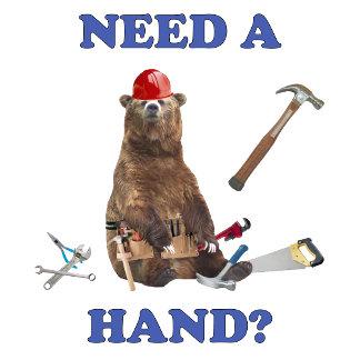 Need a Hand Bear
