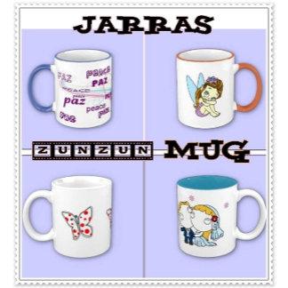 Jarras. Mug