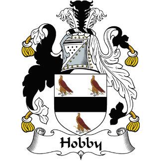 Hobby Family Crest