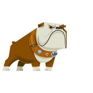 Charles Muntz bulldog - Disney Pixar UP
