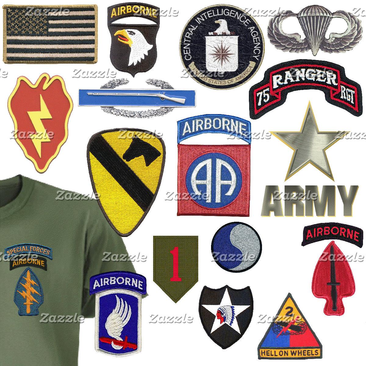 Military Units & Awards