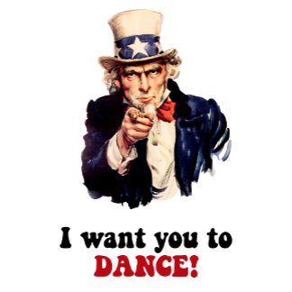 I want you to dance!