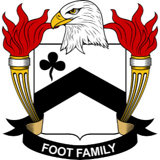 Foot Coat of Arms