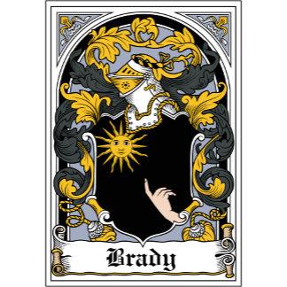 Brady Coat of Arms