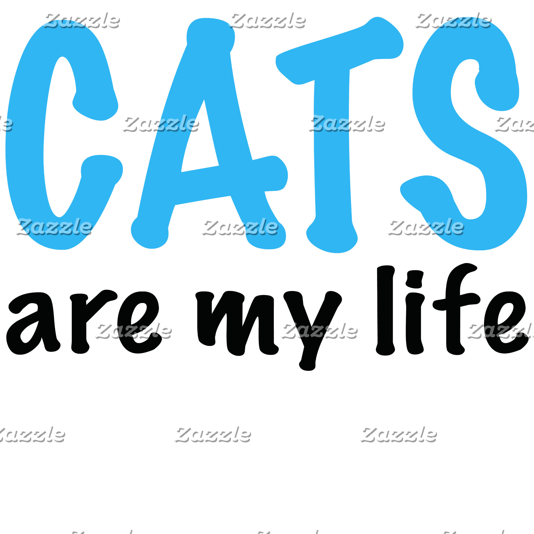 CATS are my life