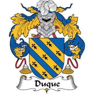 Duque Family Crest