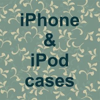 iPhone, iPod cases