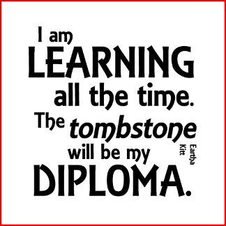 Tombstone Diploma