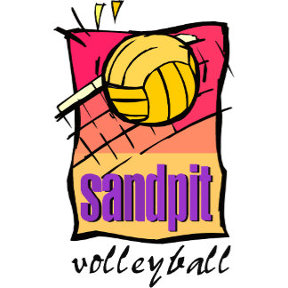 Sandpit Volleyball T-Shirt