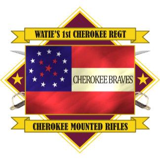 1st Cherokee (Watie's Mounted Rifles)