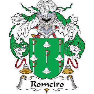 Romeiro Family Crest
