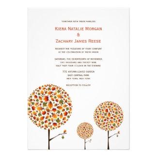 :: POP TREE AUTUMN LEAVES