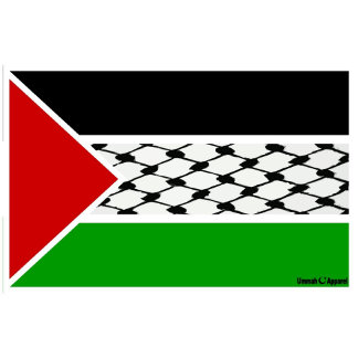 Palestine Keffiyeh Flag