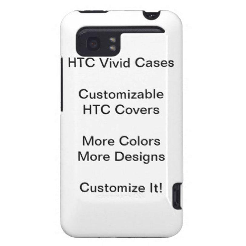 HTC Vivid Covers