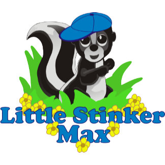 Little Stinker Max Personalized