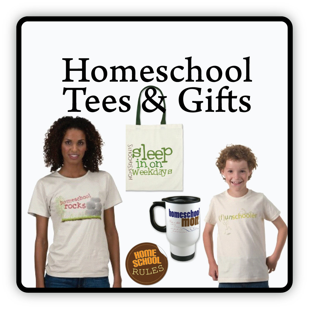 Homeschool Tees & Gifts
