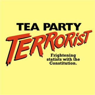 Tea Party Terrorist