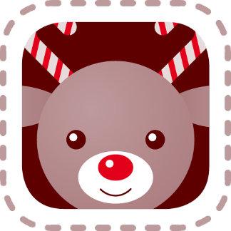 Kawaii Rudolph