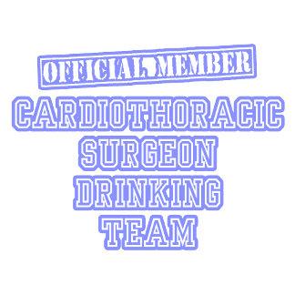 Cardiothoracic Surgeon Drinking Team