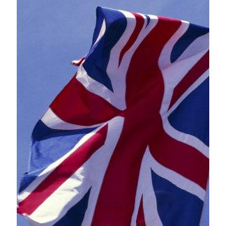 Europe, England, British flag