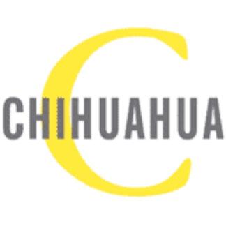Chihuahua Breed Monogram Design