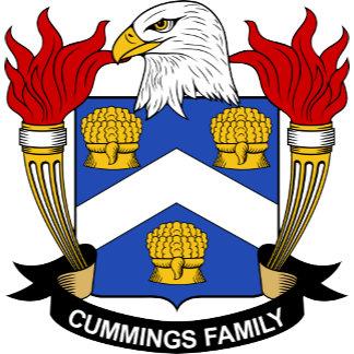 Cummings Coat of Arms
