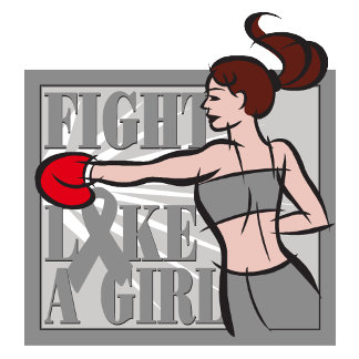 Brain Cancer Fight Like A Girl Boxer