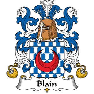Blain Family Crest