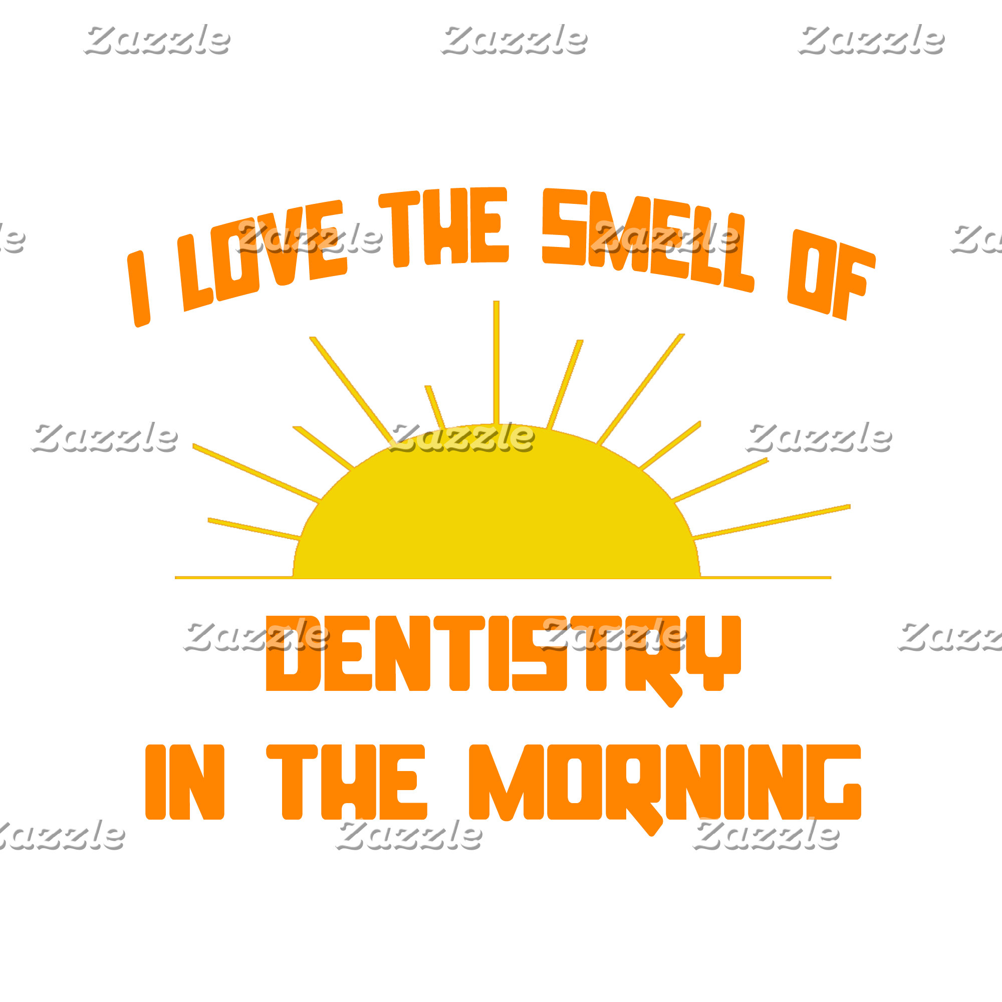 Smell of Dentistry in the Morning