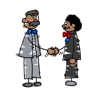 Black Gay Couple