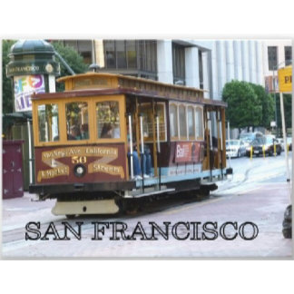 S.F. Cable Car