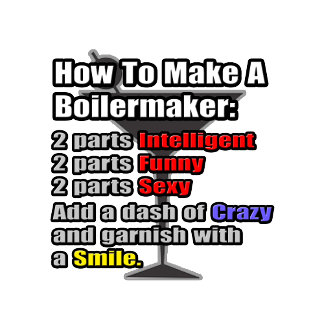 How To Make a Boilermaker .. Funny