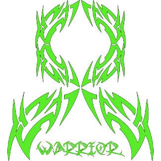 Lymphoma Warrior Tribal Ribbon