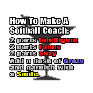 How To Make a Softball Coach