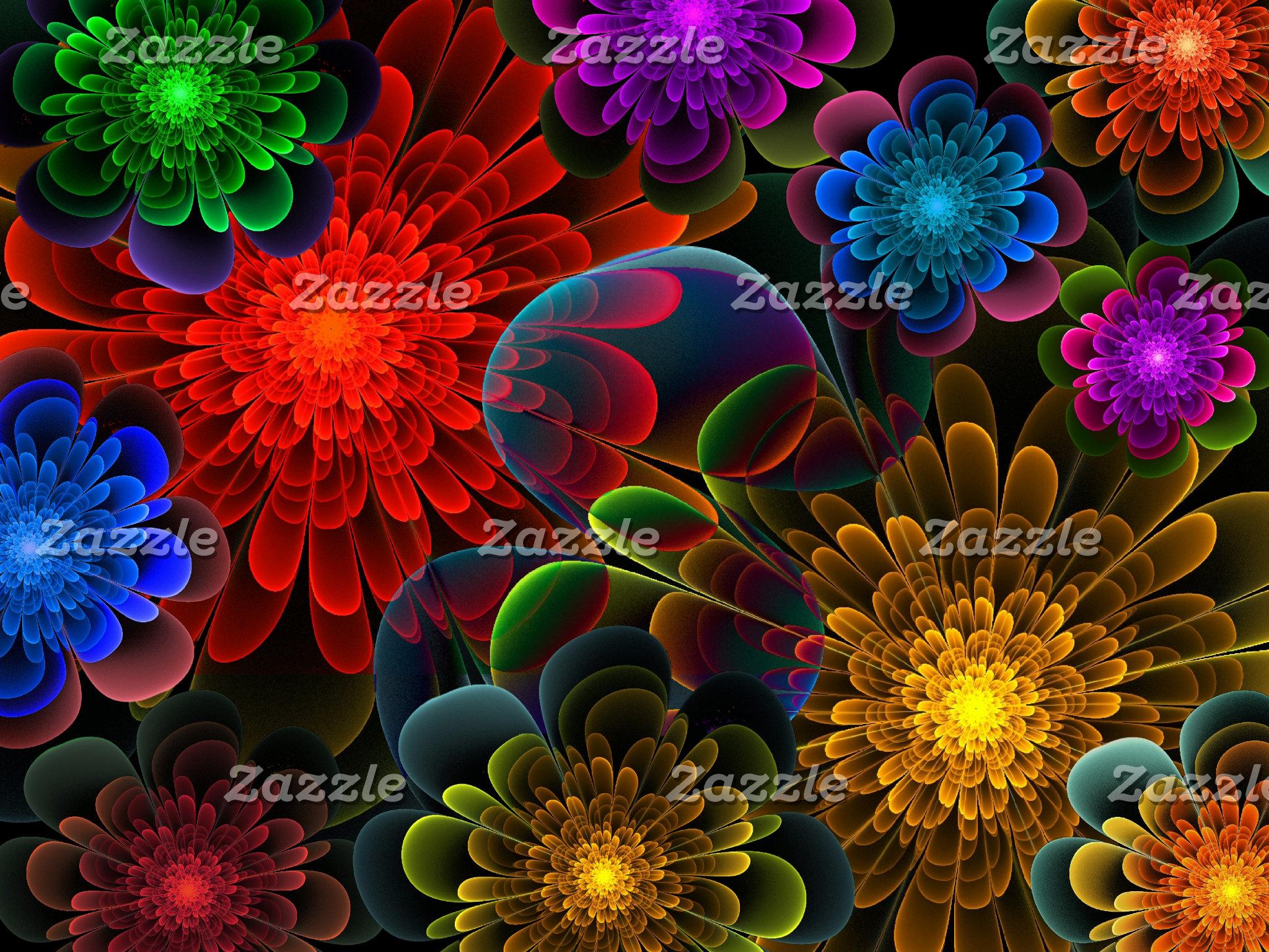 Fractal Bouquet