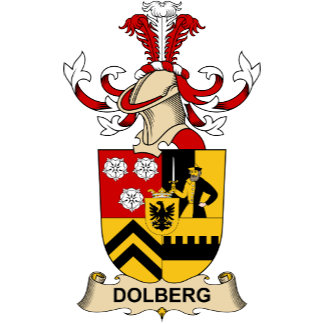 Dolberg Family Crests