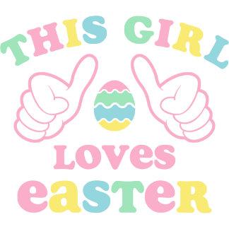 This Girl Loves Easter