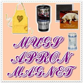 Magnets,Apron,Mugs