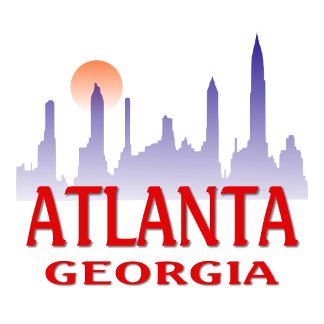 Atlanta Georgia T-shirts
