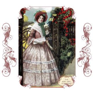 1847 Girl in Gateway